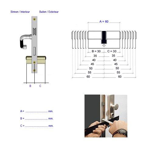 maat-cilinder